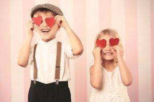 Keeping your child's teeth healthy this Valentine's Day