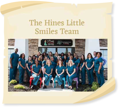 Hines Little Smiles Team